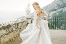 Bridal Inspiration / Wedding dress and accessory inspiration for brides of Allison Mannella Photography