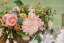 Wedding Floral Inspiration / Wedding floral inspiration for brides of Allison Mannella Photography