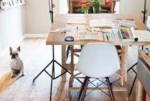 spaces [ studio ] / by Leigh-Ann Friedel