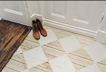 spaces [ floors ] / by Leigh-Ann Friedel