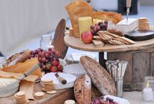 Food Stations / Ideas for Wedding and event food stations