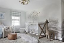 Baby M's Nursery Inspiration / Ideas and inspiration for Baby M's nursery