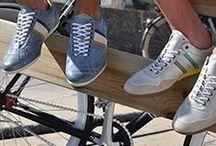 Cycleur de Luxe / Cycleur de Luxe schoenen vinden hun oorsprong in de fietssport. Selectie van Aad van den Berg Modeschoenen Noordwijk