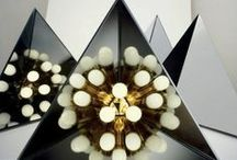 Luxurious Lighting with a Twist / Curated lux lighting from around the world (wide web)