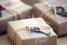 Tied Up With String / Gift packaging. / by Jo2theD