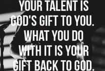 Faith & Quotes / by Kaitlyn Estrada
