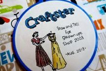 Embroidery that ROCKS! / by I Sew Cute