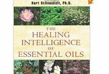 Aromatherapy Books I recommend
