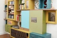 Inventive Storage Ideas