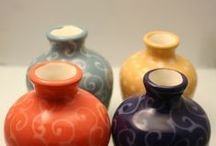 Ceramics / Ceramics are all around us, from the bricks our homes are made of to the mug we drank our coffee from this morning. Here at Harvest Gold Gallery we feature several artist who work to create a verity of different ceramics. Follow this board to see featured ceramic pieces, or visit our website @ Harvestgoldgalley.com