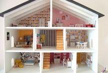 doll house / by I Sew Cute