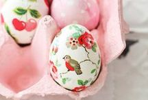 Easter Ideas / by Ivana Carle