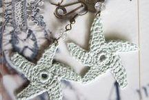 AvantiCheshireCrochetStudio / All you can see here is my handmade crocheted jewelry / by Patti Cheshire, {AvantiCheshire.blogspot.com}
