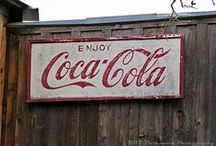 Coca-Cola... / by Denise Linney