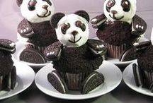 Food art -//- Pandaaaa !