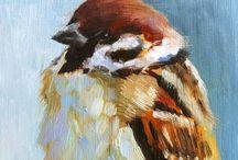 ART-Birds / by Theresa Ann