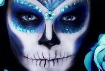 Make up, facepainting, hair and nails