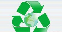 Eco-Friendly: Reduce Reuse Recycle