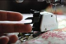 all things sewing... / by Kim Johnston-Villeneuve