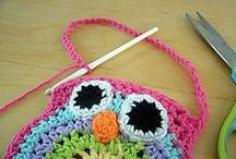 Crochet Chick / by Kim Johnston-Villeneuve