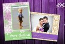 Christmas Photo Cards / Digital Holiday Photo Cards from Announcingit.com are printed on *Luster Photo Paper*  designed to produce the best photo quality - **NOT printed on card stock!** PLUS we have the classic fold-over photo cards you attached your photos to the front and your message inside. (You can send one photo to friends, one to family, another to business associates with classic fold over photo cards!)