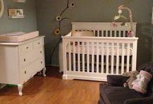 Avery's bedroom style
