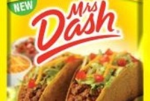 NEW Seasoning Packets / We're happy to announce our new Mrs. Dash® Seasoning Packets! We have seven quick dinner solutions and three tasty dips for you to enjoy!