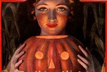 Craftster Vintage Halloween Swap / Vintage Halloween things that I love will be found here! Things for the home, decorations, costume accessories, masks... it's all good!  / by I Sew Cute