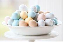 Easter-Pasqua-Pâque / thinks