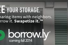 borrow.ly / The next big player in the sharing economy. Launching soon.