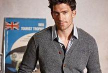 LZB Mens Wardrobe / pulls for upcoming 2014 spring shoot / by Ed Locke