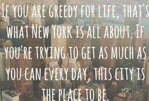 New York Living / by Kaitlyn Estrada