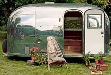 Mobile Homes / I sometimes think I'd like to live in a caravan or a camper van.  Something on wheels.