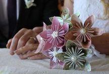 origami boouquets