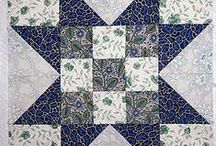 Quilt Block Ideas / Just one little quilt block can be turned into a gorgeous quilt.