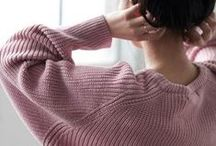 Comfy Jumpers / Big soft wooly jumpers perfect for cold winter months. A hot cup of chocolate in clothing form!