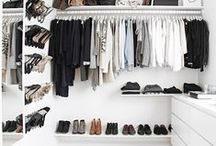 In The Closet / Ideas for the perfect dressing room