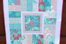 Fabric collection quilts