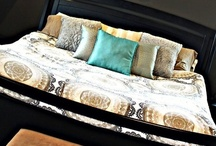 Home Decor {Master Bed}