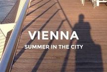 WoV Vienna City Guide / My favorite places in my hometown. Wien - Vienna, Capitol of Austria - Europe. / by Vanessa's Portrait