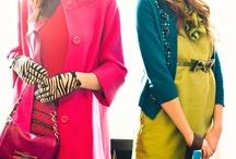 Fashion | Cosmetics / by Stephanie Birditt