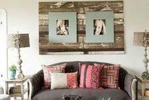 Home Decor {Living Room}