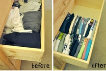 home: clean & organize! / by Kim Larson