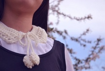 Crochet Collars / by Jenny Catchings