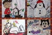 My FunnyG Designs....My T-Shirts / Many of my t-shirts and other projects I have painted / by Christine Gallagher