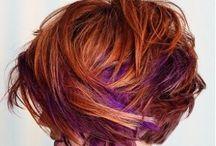hair  / Hair / by Saul Arrambide