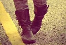 My obsession... Boots! / by Lisa Wanstreet