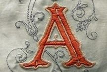 ABC...XYZ / Letters of the Alphabet