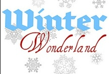 Winter Wonderland / King Winter is now in the land. He reigns with a cold and freezing hand, He makes Jack Frost touch nose and toe and brings us bright and shiny snow.