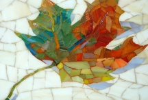 Mosaic and Stained Glass / by Judy Morris